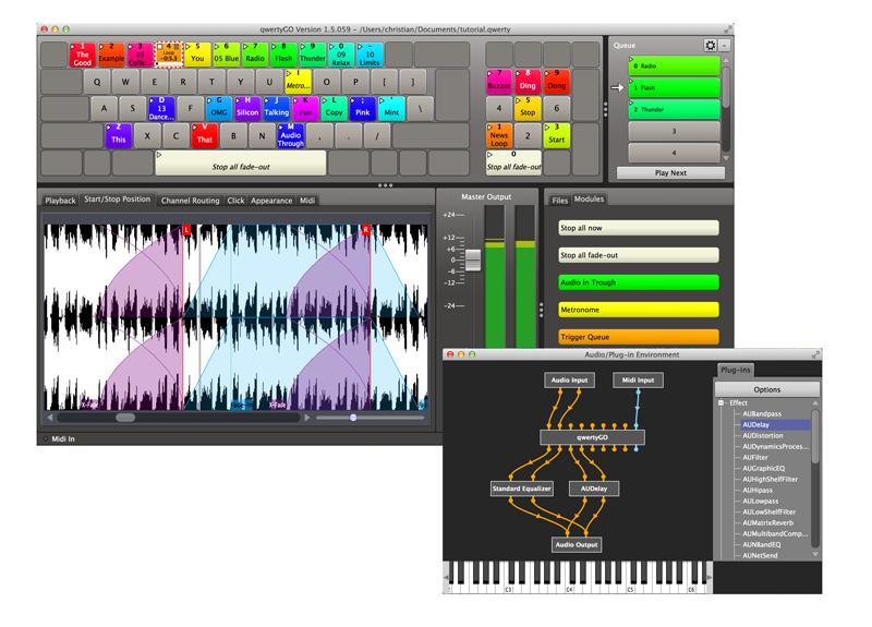 qwertyGO! | Details | SIR Audio Tools